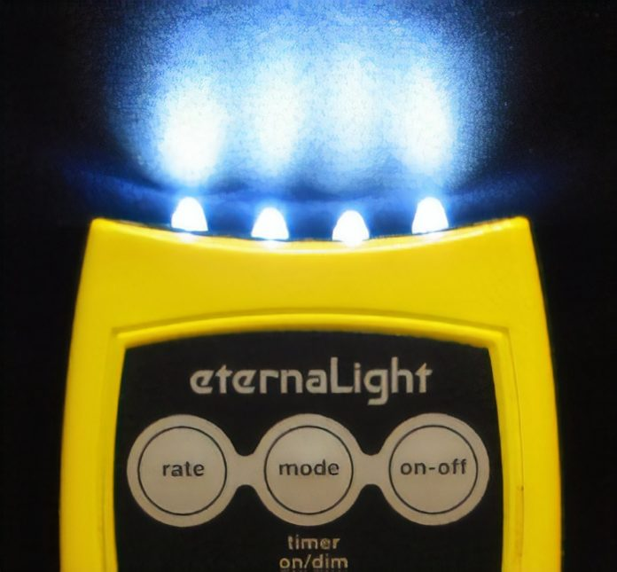 EternaLight White LED Flashlight