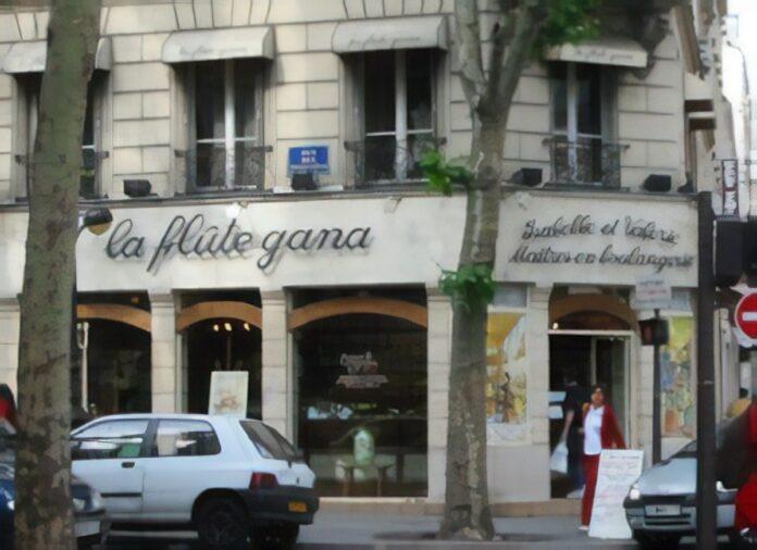 La Flute Gana in Paris