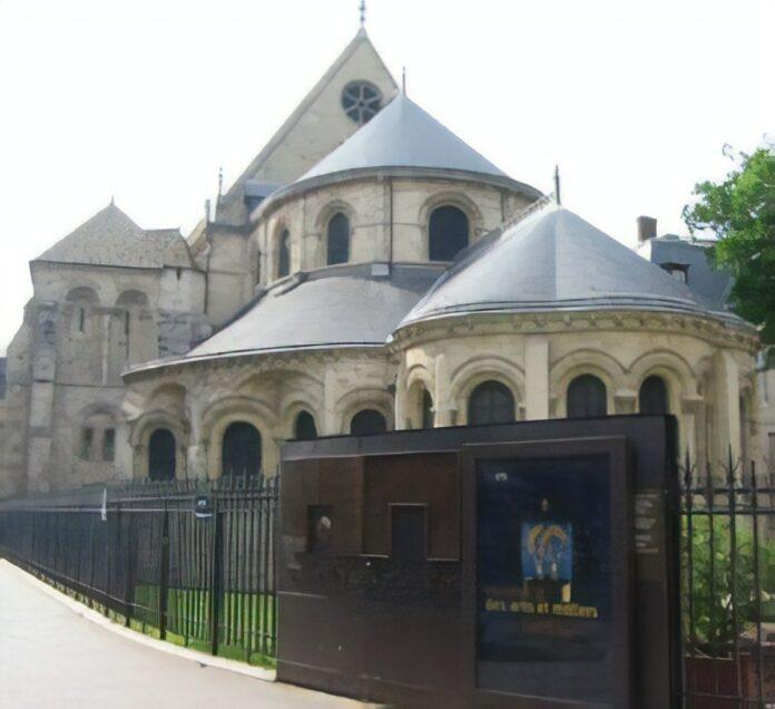The Conservatoire des Arts et Metiers