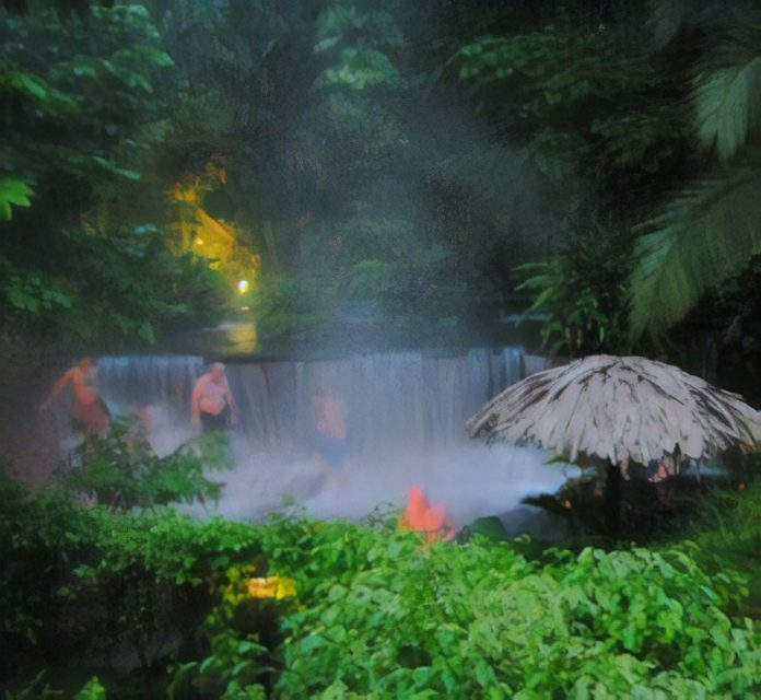 Tabacon Hot Springs