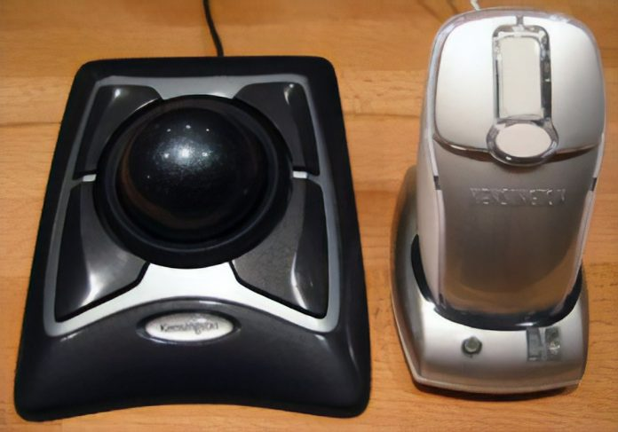 Kensington Expert Mouse 7 and StudioMouse Wireless