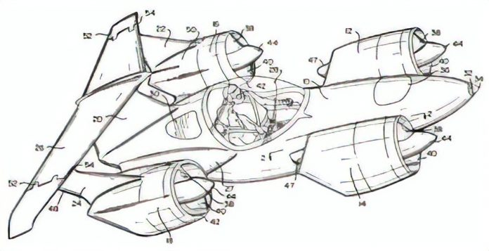 SkyCar Diagram