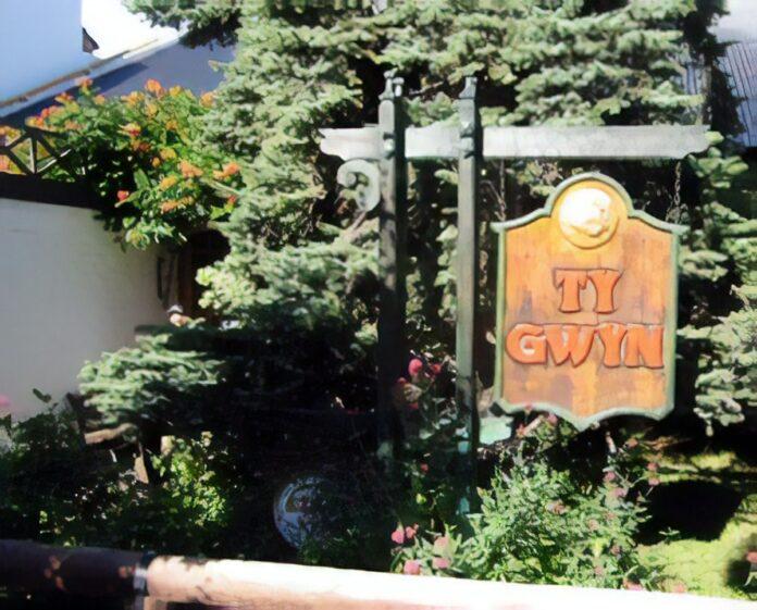 A Welsh tea house in Gaiman
