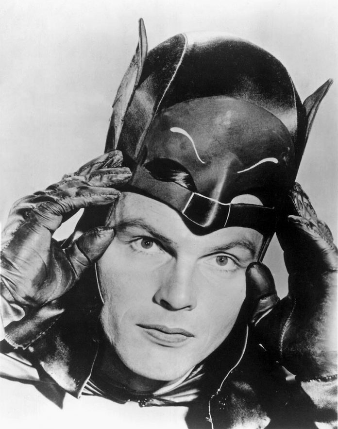 Adam West as Bruce Wayne/Batman