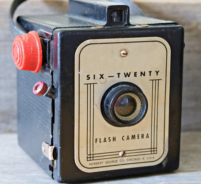 A box camera