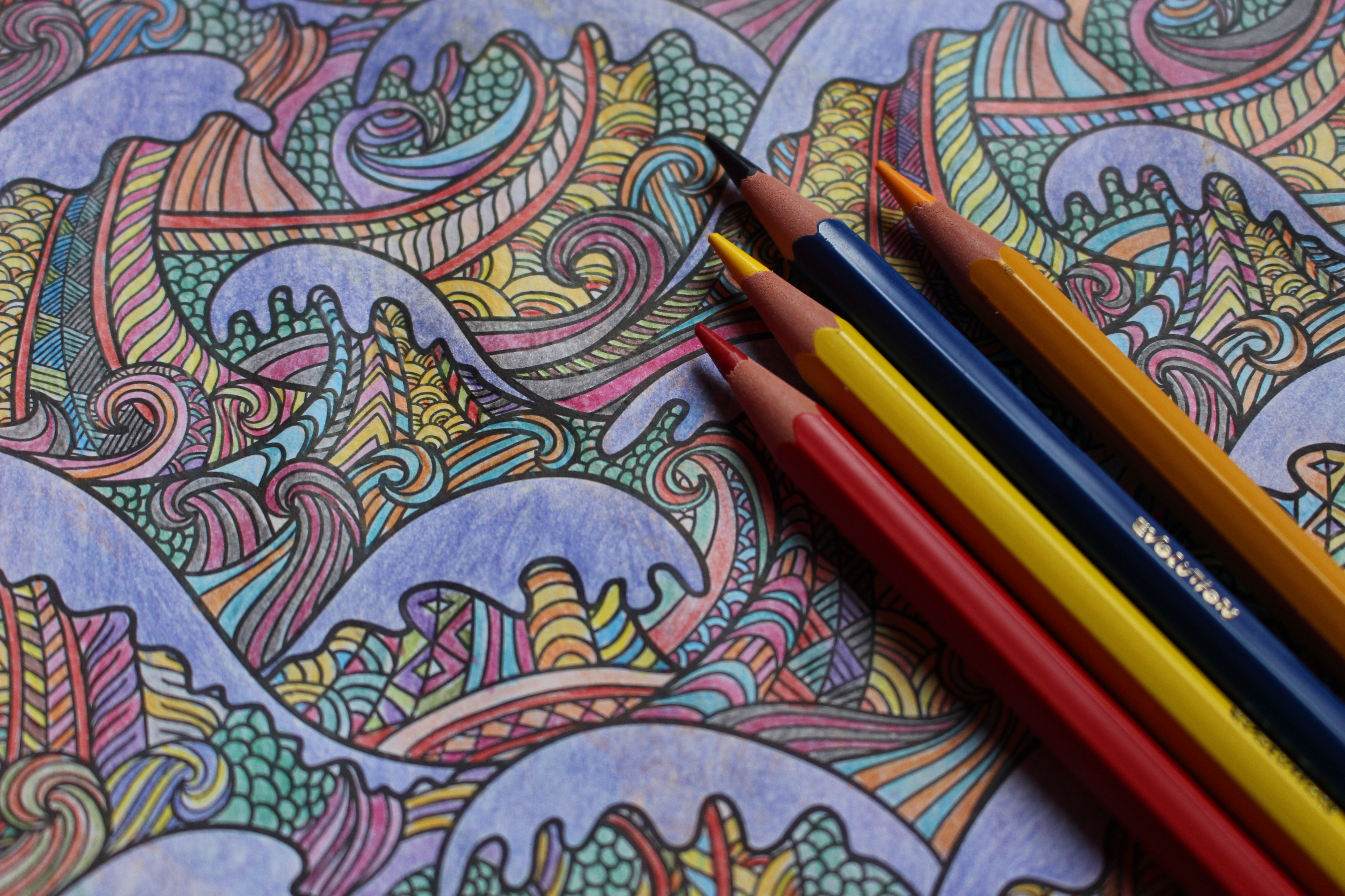 National Coloring Book Day Interesting Thing Of The Day