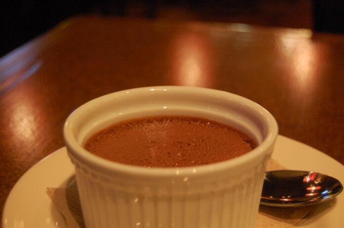 A pot de crème