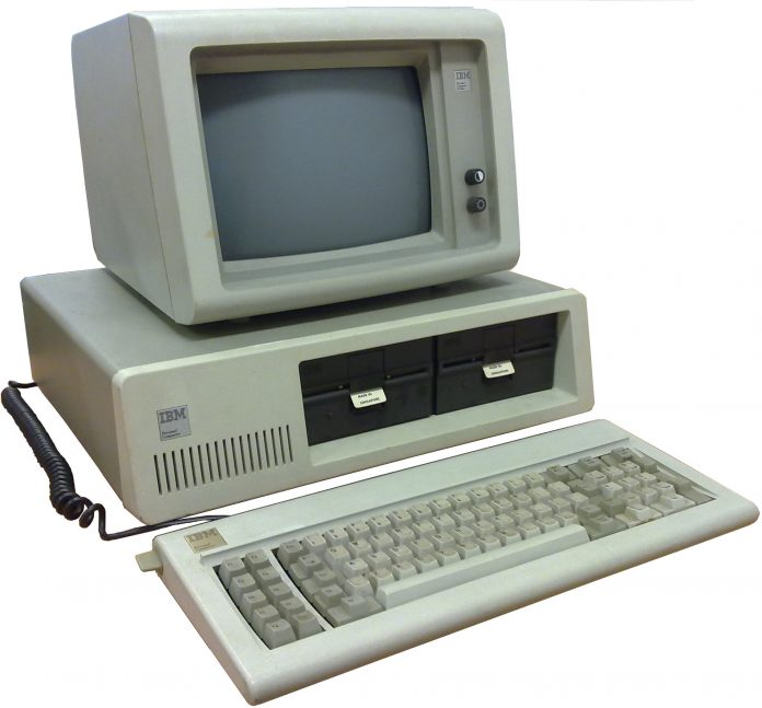 The IBM PC 5150