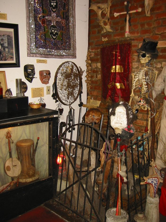 A corner of a Voodoo temple in New OrleansA corner of a Voodoo temple in New OrleansA corner of a Voodoo temple in New OrleansA corner of a Voodoo temple in New OrleansA corner of a Voodoo temple in New OrleansA corner of a Voodoo temple in New OrleansA corner of a Voodoo temple in New Orleans