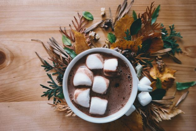 Cocoa, a.k.a. hot chocolate