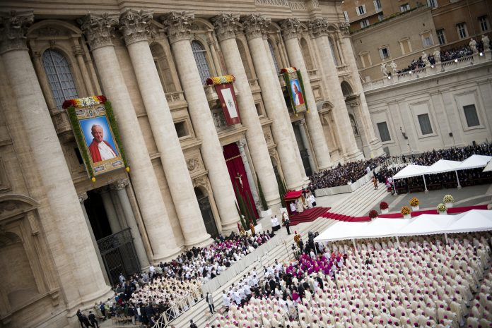 The Canonization of Saint John XXIII and Saint John Paul II