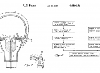 Figures from U.S. patent #4,680,856
