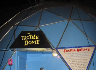 The Tactile Dome