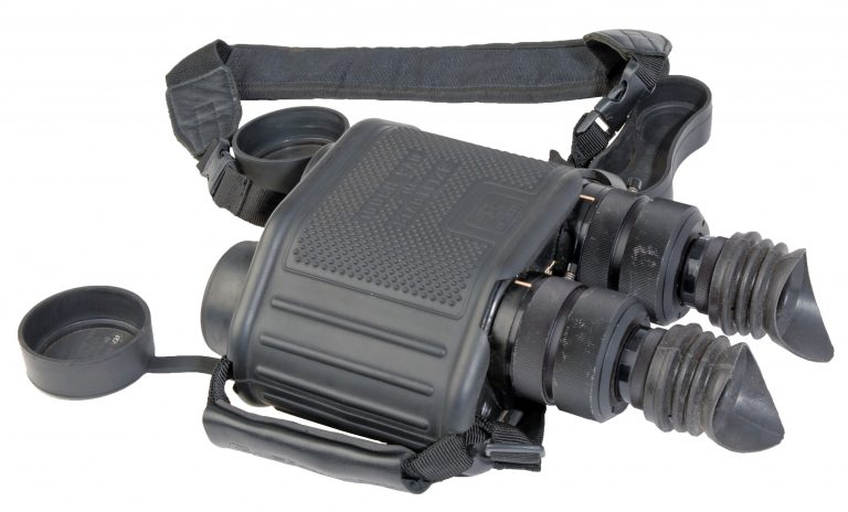 The U.S. Army's M25 Stabilized Binocular