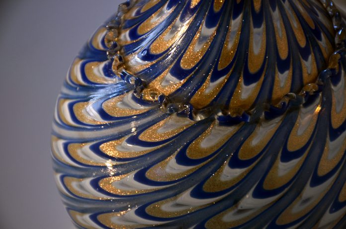 A piece from the Murano Glass Museum