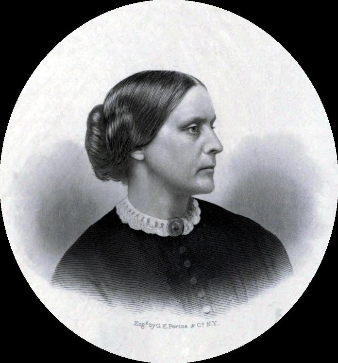 Susan B. Anthony