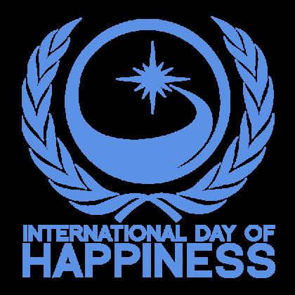 International Day of Happiness logo