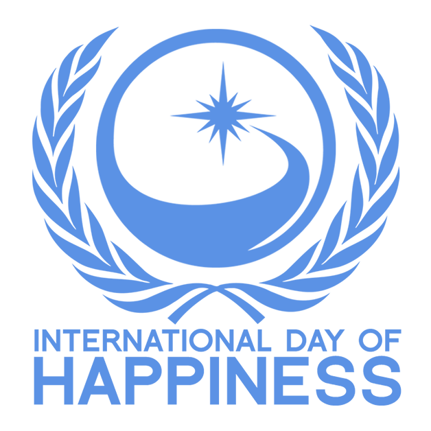 International Day of Happiness logo