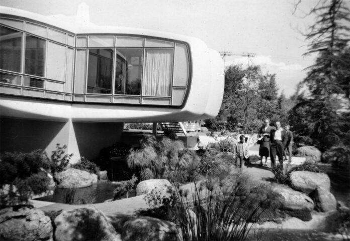 Monsanto House of the Future, Disneyland, 1958