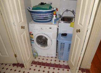 A ventless washer/dryer
