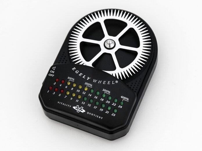 The Egely Wheel