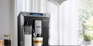 A De'Longhi Superautomatic Coffee Machine