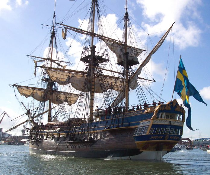 The East Indiaman Götheborg