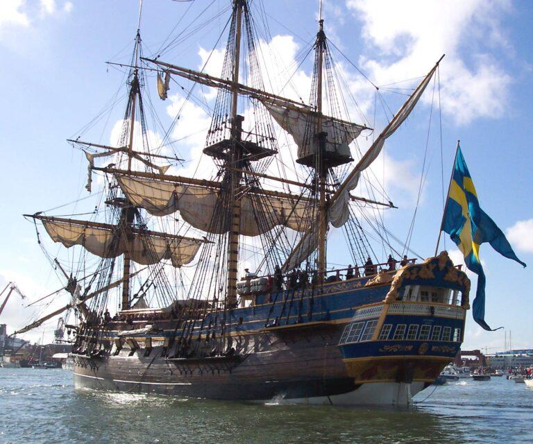 The East Indiaman Götheborg