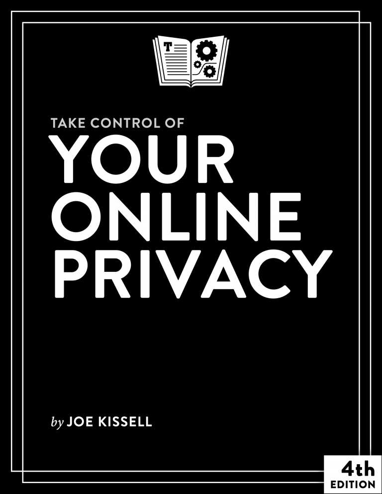 Take Control of Your Online Privacy cover