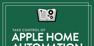 Take Control of Apple Home Automation cover