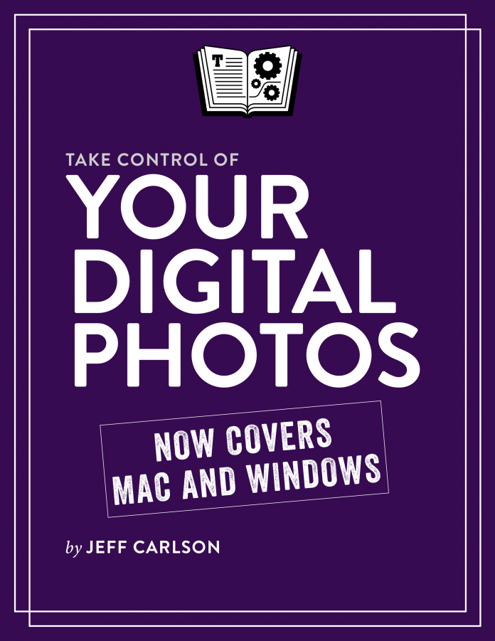 Take Control of Your Digital Photos cover